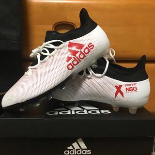 アディダス(adidas)のadidas X17.2 HG 27.0 スパイク(シューズ)