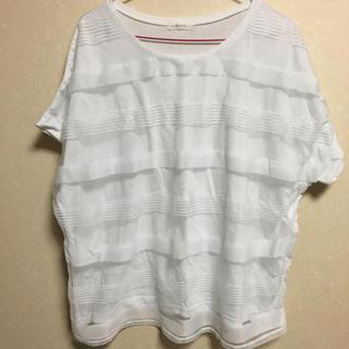 シマムラ(しまむら)の半袖トップス4L(カットソー(半袖/袖なし))