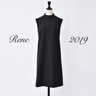 "René - 新品同様【Rene】2019年BackConsciousDress""Calmo"""