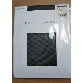 ラルフローレン(Ralph Lauren)のラルフローレン ストッキング 黒(タイツ/ストッキング)