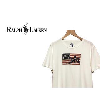 ラルフローレン(Ralph Lauren)のRalph Lauren POLO JEANS 星条旗 Tシャツ / カットソー(Tシャツ/カットソー(半袖/袖なし))