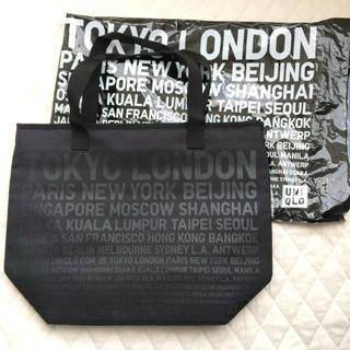 ユニクロ(UNIQLO)の新品 非売品 ユニクロ オリジナル 保冷バッグ ノベルティ(ノベルティグッズ)