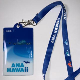 エーエヌエー(ゼンニッポンクウユ)(ANA(全日本空輸))の【専用/使用済】A380フライング・ホヌ(Flying Honu) ストラップ(その他)