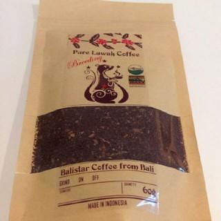 インドネシア Pure Luwak コーヒー60g