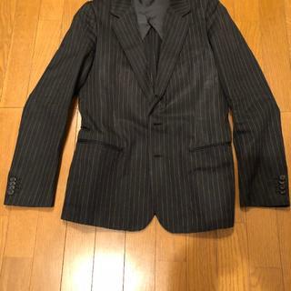 ユナイテッドアローズ(UNITED ARROWS)のスーツ セットアップ ジャケット ブラック トゥモローランドユナイテッドアローズ(セットアップ)