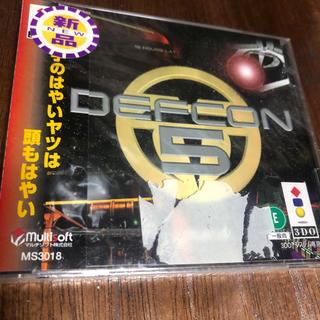パナソニック(Panasonic)の3DO デフコン5 未開封(家庭用ゲームソフト)