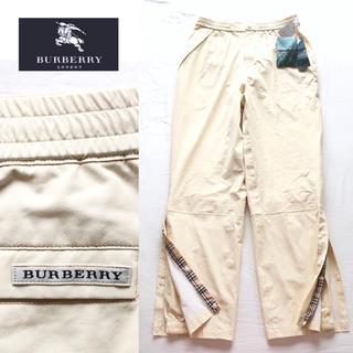 バーバリー(BURBERRY)の新品2.7万 Burberryゴルフ 撥水!防水!透湿!加工 パンツ長ズボン(ウエア)