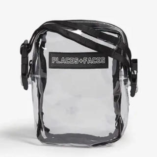 PLACES+FACES クリアバッグ PVC Side Bag