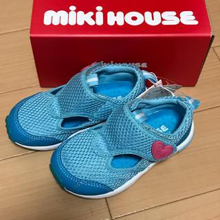 mikihouse - 新品☆ ミキハウス 靴 15.0cm