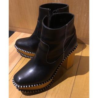 moussy - ブーツ Lサイズ