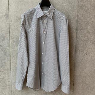 マルタンマルジェラ(Maison Martin Margiela)の【美品】Maison Margiela シャツ サイズ44(最小サイズ)(シャツ)