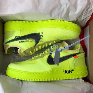 NIKE - THE 10 : NIKE AIR FORCE 1 LOW