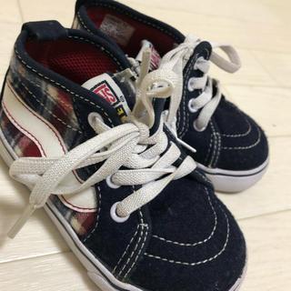 ヴァンズ(VANS)の子供靴 キッズスニーカー VANS 14cm(スニーカー)