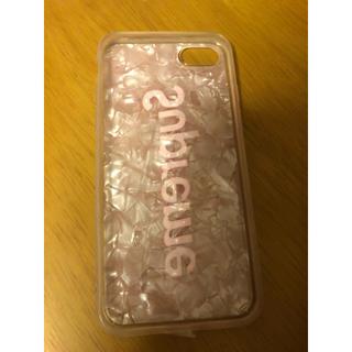 シュプリーム(Supreme)のiPhoneケース(iPhoneケース)