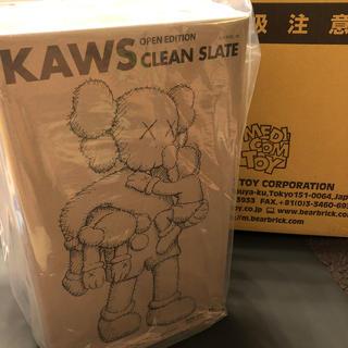 MEDICOM TOY - KAWS CLEAN SLATE フィギュア OPEN EDITION