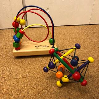 ボーネルンド(BorneLund)のボーネルンド スクイッシュ スクィード 吸盤付き(知育玩具)