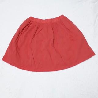ユニクロ(UNIQLO)のUNIQLO キッズ スカート XL(スカート)