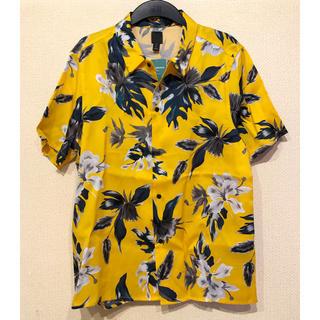 エイチアンドエム(H&M)の【H&M】新作&新品 Flower アロハシャツ(シャツ)