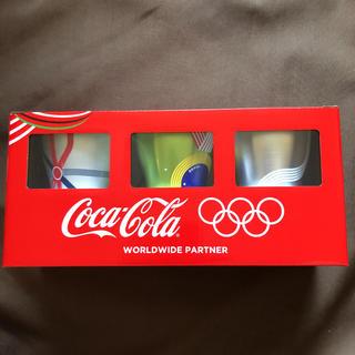 コカコーラ(コカ・コーラ)のコカコーラ アルミタンブラー非売品(ノベルティグッズ)