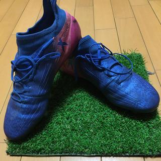 アディダス(adidas)のサッカースパイク   X(シューズ)