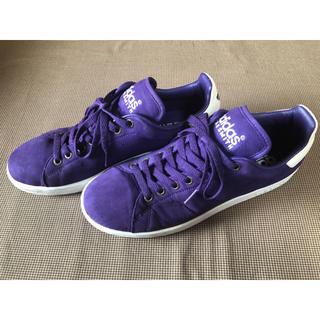 adidas - 希少☆ レア アディダス スタンスミス ヌバック パープル 紫 27cm