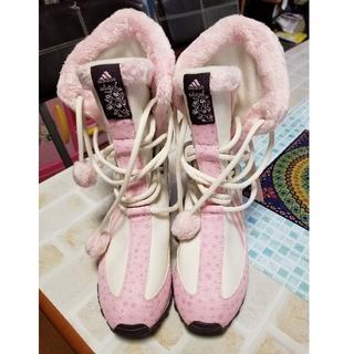 アディダス(adidas)のアディダスのブーツスニーカー(ブーツ)