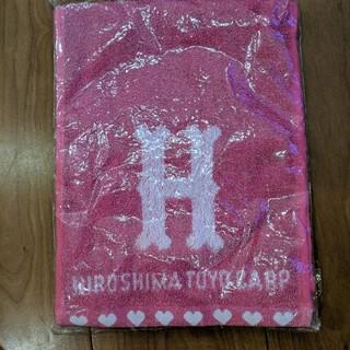 ヒロシマトウヨウカープ(広島東洋カープ)の広島東洋カープ ラメタオル(ピンク)(応援グッズ)