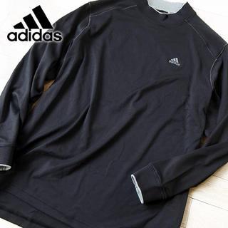 アディダス(adidas)の超美品 Lサイズ アディダス ゴルフ メンズ 長袖カットソー(ウエア)