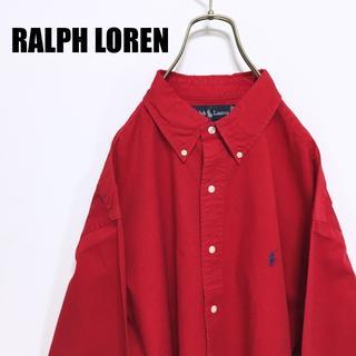 ラルフローレン(Ralph Lauren)のRALPH LOREN ラルフローレン ボタンダウンシャツ(シャツ)
