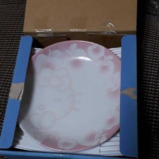 ハローキティ(ハローキティ)のハローキティペア小皿(食器)