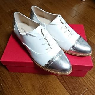 オリエンタルトラフィック(ORiental TRaffic)のORiental TRaffic❤️レースアップシューズ(ローファー/革靴)