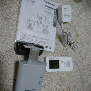 パナソニック(Panasonic)のPanasonicワイヤレスドアモニターvl-sdm100(防犯カメラ)