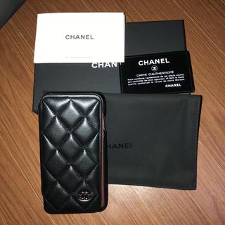 シャネル(CHANEL)のiPhone7.8手帳型ケース(iPhoneケース)