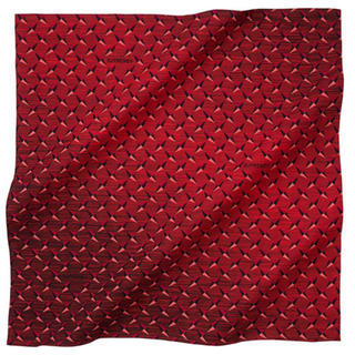 シュプリーム(Supreme)のSupreme Diamond Plate Bandana バンダナ RED(バンダナ/スカーフ)