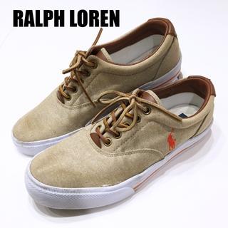 ラルフローレン(Ralph Lauren)のPolo RALPH LOREN ポロ ラルフローレン キャンバス スニーカー(スニーカー)