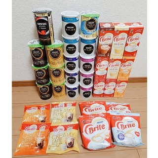 Nestle - ネスレ  ゴールドブレンド バリスタ 詰め替えセット まとめ売り