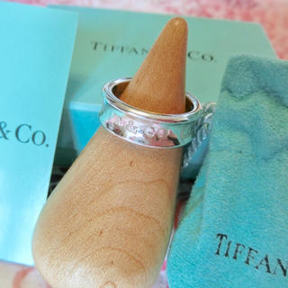 Tiffany & Co. - ティファニー ナローリング 9号