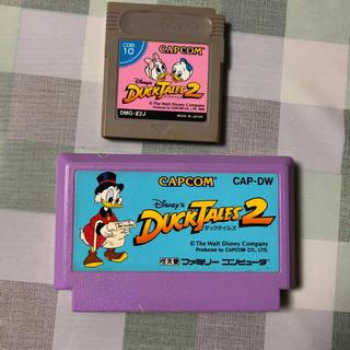 ディズニー(Disney)のGB FC ダックテイルズ2(家庭用ゲームソフト)