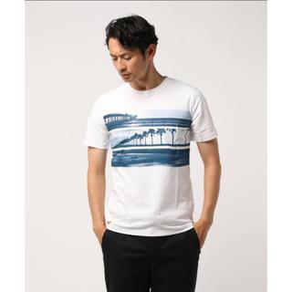 ナノユニバース(nano・universe)のナノユニバース  Tシャツ  L(Tシャツ/カットソー(半袖/袖なし))