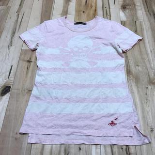 ヴィヴィアンウエストウッド(Vivienne Westwood)の美品 Leeコラボ スカル カットソー ヴィヴィアン(Tシャツ(半袖/袖なし))
