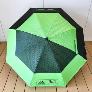 アディダス(adidas)のアディダス 晴雨兼用 UPF50 ゴルフ スポーツ アンブレラ 156  傘 (その他)
