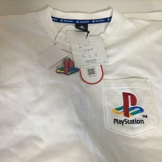 しまむら - しまむら プレイステーション PLAY STATION Tシャツ おまけ付き