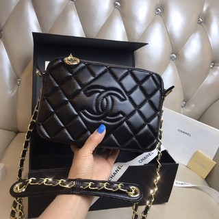 CHANEL - Chanel  高品質  定番 ショルダーバッグ 人気 メッセンジャーバッグ