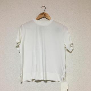 Mila Owen - 半袖Tシャツ ミラオーウェン 白 新品未使用