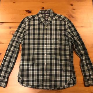 エイチアンドエム(H&M)のH&M 長袖チェックシャツ(シャツ)