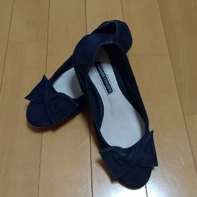 PARADIS COULEUR(パラディクルール)のaradis couleur パンプス レディースの靴/シューズ(ハイヒール/パンプス)の商品写真