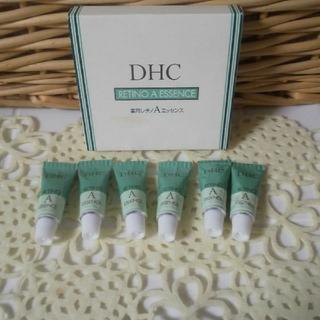 ディーエイチシー(DHC)のDHCレチノAエッセンス 6本(美容液)