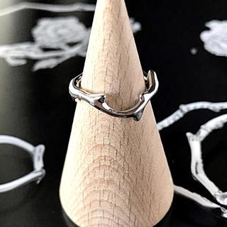 クリスチャンディオール(Christian Dior)の【Dior】ディオール ボワ.ドゥ.ローズ WGリング(リング(指輪))