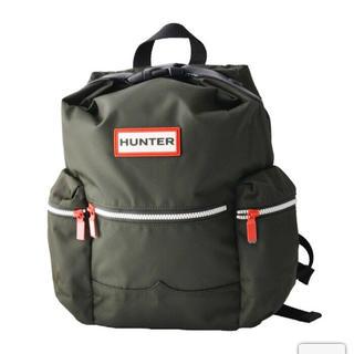 HUNTER - 新品  HUNTER リュック バックパック