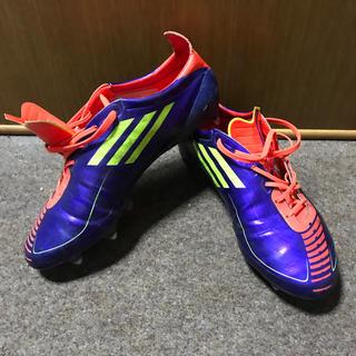 アディダス(adidas)のアディダス サッカースパイク アディゼロF50 SG(シューズ)